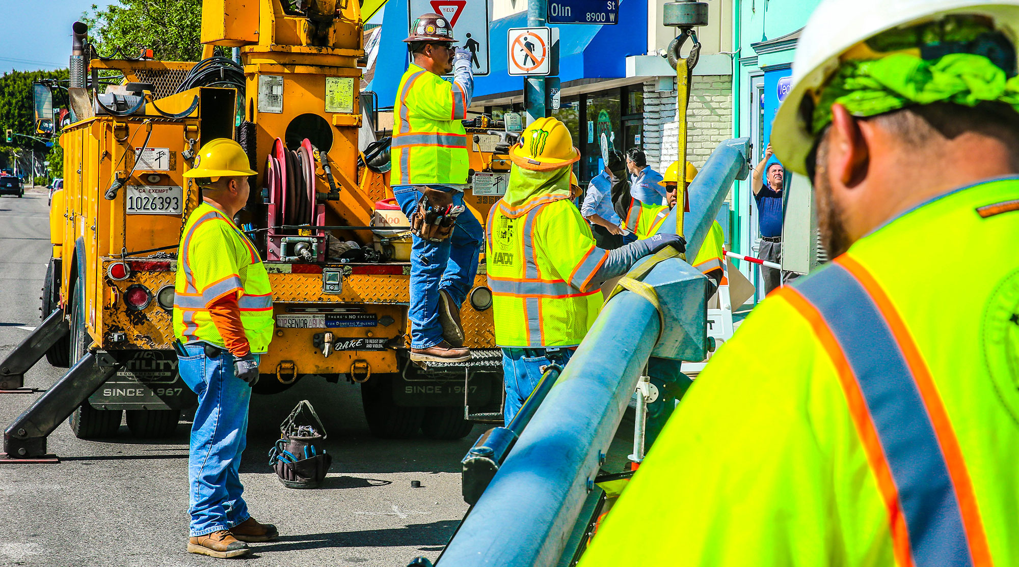 ladot workers