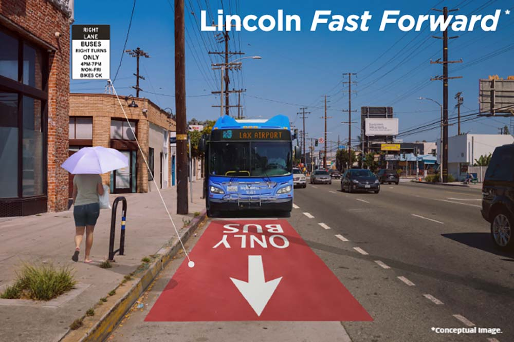 Project Spotlight: Lincoln Fast Forward