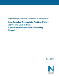 LA Accessible Parking Report
