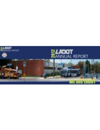 LADOT FY 2011-2012 Annual Report