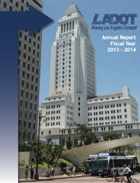 LADOT FY 2013-2014 Annual Report