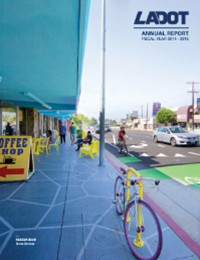 LADOT FY 2014-2015 Annual Report
