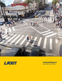 LADOT FY 2015-2016 Annual Report