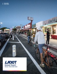 LADOT FY 2016-2017 Annual Report