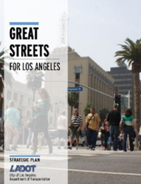 Strategic Plan: Great Streets for Los Angeles
